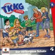 Cover-Bild zu TKKG Junior 08/ Der verborgene Schatz