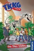 Cover-Bild zu Tannenberg, Benjamin: TKKG Junior, 8, Die Dino-Diebe