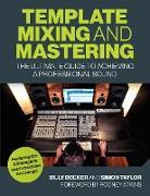 Cover-Bild zu Template Mixing and Mastering (eBook) von Decker, Billy