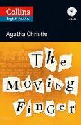 Cover-Bild zu The Moving Finger von Christie, Agatha