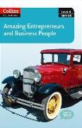 Cover-Bild zu Amazing Entrepreneurs and Business People von Mestheneou, Katerina (Text von)