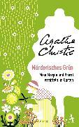 Cover-Bild zu Mörderisches Grün (eBook) von Christie, Agatha