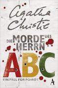 Cover-Bild zu Die Morde des Herrn ABC von Christie, Agatha
