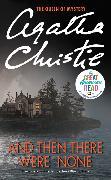 Cover-Bild zu And Then There Were None von Christie, Agatha