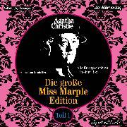 Cover-Bild zu Die große Miss-Marple-Edition (Audio Download) von Christie, Agatha