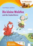 Cover-Bild zu Die kleine Waldfee und die Zauberblume von Nahrgang, Frauke