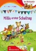 Cover-Bild zu Millis erster Schultag von Nahrgang, Frauke