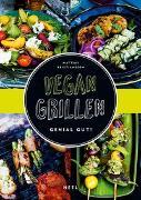 Cover-Bild zu Vegan Grillen von Kristiansson, Mattias