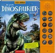 Cover-Bild zu Wernsing, Barbara: Das große Dinosaurier-Soundbuch