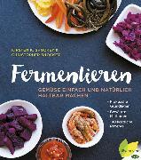 Cover-Bild zu Fermentieren (eBook) von Shockey, Kirsten K.