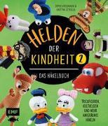 Cover-Bild zu Helden der Kindheit - Das Häkelbuch - Band 2 von Kirschbaum, Sophie