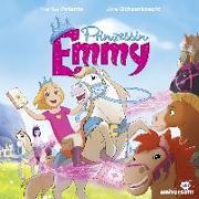 Cover-Bild zu Prinzessin Emmy - Das Hörspiel zum Kinofilm von de Rycker, Piet (Hrsg.)