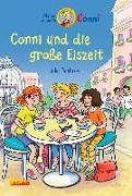 Cover-Bild zu Boehme, Julia: Conni-Erzählbände 21: Conni und die große Eiszeit (farbig illustriert)