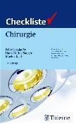 Cover-Bild zu Checkliste Chirurgie (eBook) von Largiadèr, Felix (Hrsg.)