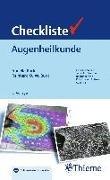Cover-Bild zu Checkliste Augenheilkunde von Burk, Annelie
