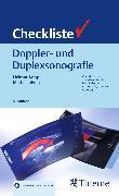 Cover-Bild zu Checkliste Doppler- und Duplexsonografie (eBook) von Ludwig, Malte