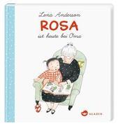 Cover-Bild zu Anderson, Lena: Rosa ist heute bei Oma