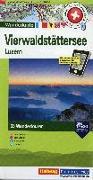 Cover-Bild zu Vierwaldstättersee, Luzern Touren-Wanderkarte Nr. 11. 1:50'000 von Hallwag Kümmerly+Frey AG (Hrsg.)