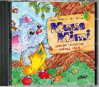 Cover-Bild zu Muus Mimi - und de gemeini Abfalldieb von Hollenstein, David