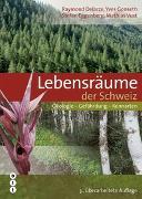 Cover-Bild zu Lebensräume der Schweiz von Delarze, Raymond
