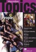Cover-Bild zu Beginner: Macmillan Topics People Beginner Reader - Macmillan Topics von Holden, Susan