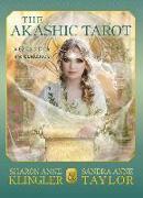 Cover-Bild zu The Akashic Tarot von Klingler, Sharon Anne