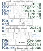 Cover-Bild zu Über Raum und Räume von Richter, Tilo (Hrsg.)