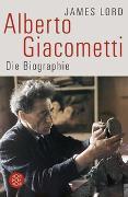 Cover-Bild zu Alberto Giacometti von Lord, James