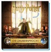 Cover-Bild zu Harry Potter: Die Zaubersprüche - Das Handbuch zu den Filmen von Revenson, Jody