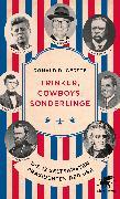Cover-Bild zu Gerste, Ronald D.: Trinker, Cowboys, Sonderlinge (eBook)