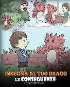 Cover-Bild zu Insegna al tuo drago le conseguenze von Herman, Steve