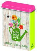Cover-Bild zu Blatt & Blüte Gartenpflaster und Pinzette