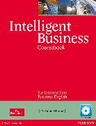 Cover-Bild zu Pre-Intermediate: Intelligent Business Pre-intermediate Course Book (with Class Audio CD) - Intelligent Business von Johnson, Christine