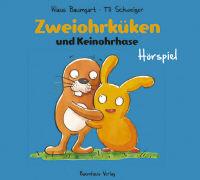 Cover-Bild zu Zweiohrküken und Keinohrhase von Baumgart, Klaus
