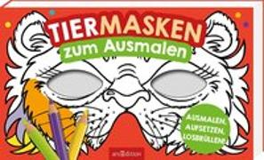 Cover-Bild zu Tiermasken von Glatzel-Poch, Helge (Illustr.)