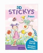 Cover-Bild zu 3D-Stickys Feen von Theissen, Petra (Illustr.)