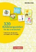 Cover-Bild zu 320 Belohnungssticker für die Grundschule