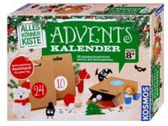 Cover-Bild zu Alles Könner Kiste Adventskalender