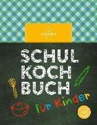 Cover-Bild zu Das Dr. Oetker Schulkochbuch für Kinder von Dr. Oetker