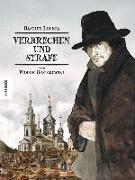 Cover-Bild zu Verbrechen und Strafe von Loukia, Bastien