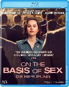 Cover-Bild zu On the Basis of Sex - Die Berufung Blu Ray von Mimi Leder (Reg.)