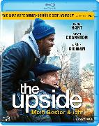 Cover-Bild zu The Upside - Mein Bester & Ich Blu Ray von Neil Burger (Reg.)