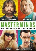 Cover-Bild zu Masterminds von Jason Sudeikis (Schausp.)