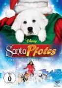 Cover-Bild zu Santa Pfotes großes Weihnachtsabenteuer von Vince, Robert (Reg.)