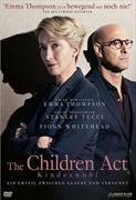 Cover-Bild zu The Children Act - Kindeswohl von Richard Eyre (Reg.)