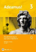 Cover-Bild zu Adeamus! 3. Ausgabe B. Handreichungen für den Unterricht mit CD-ROM