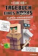 Cover-Bild zu Tagebuch eines Super-Kriegers (Bd. 2) von Kid, Cube