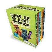 Cover-Bild zu Diary of an 8-Bit Warrior Diamond Box Set von Cube Kid