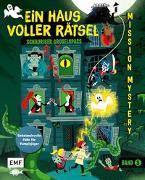 Cover-Bild zu Mission Mystery - Ein Haus voller Rätsel: Schauriger Gruselspaß - Band 3 von Martin, Paul