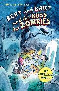 Cover-Bild zu Bert und Bart und der Kuss der Zombies von Veldkamp, Tjibbe